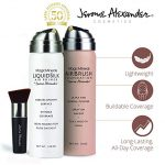 Jerome Alexander Airbrush Foundation for oily skin